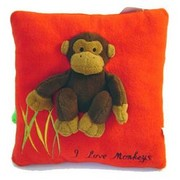 Monkey-cushion