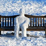 snowman_parkbench1