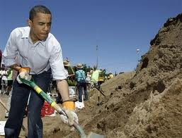 Obama_shovel ready