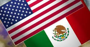 USA_Mexico flags