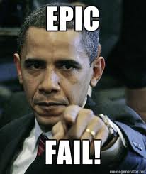 Obama_Epic Fail