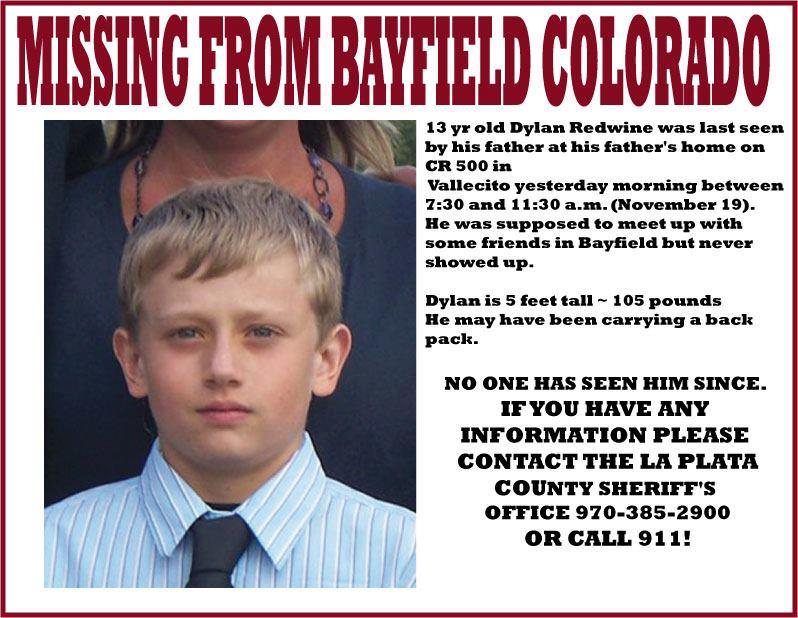 Dylan Redwine_missing