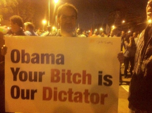 obama-bitch-dictator-egypt