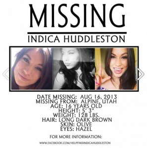 Indica Huddleston_missing_FB