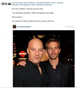 Paul Walker_Vin Diesel