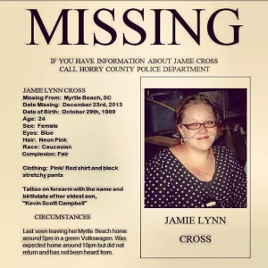 Jamie Lynn Cross_missing