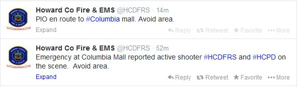 Mall Shooting_Columbia MD