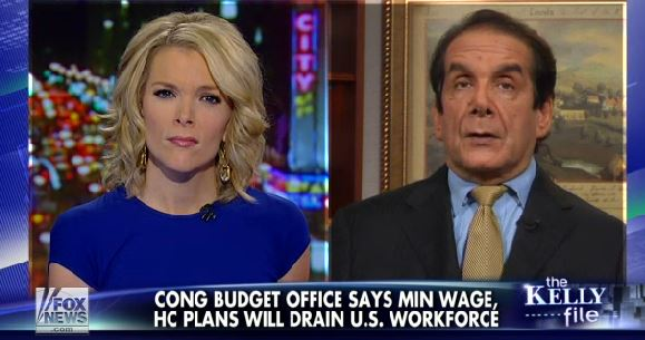 Krauthammer_Minimum Wage_FOX-screengrab