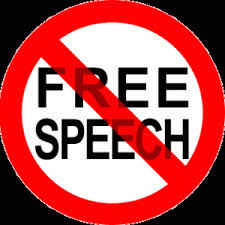 Free Speech NO