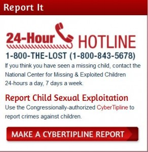 National Center for Miss_Expl_hotline