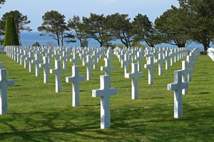 D-Day normandy-cemetery