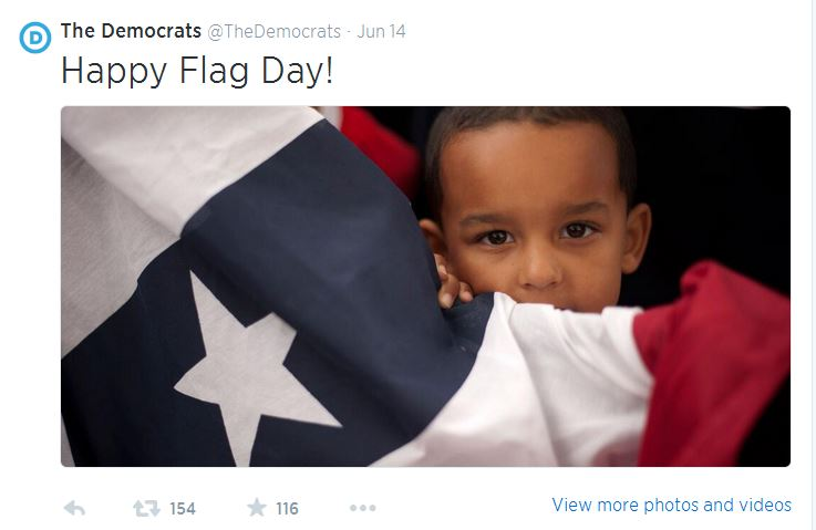 Democrats_Flag Day