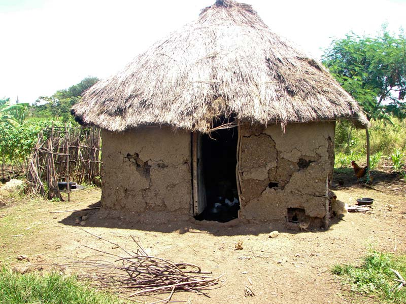 Kenya_mud_hut