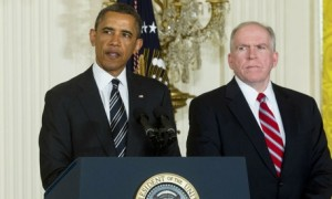 Obama_Brennan_Defense Department photo