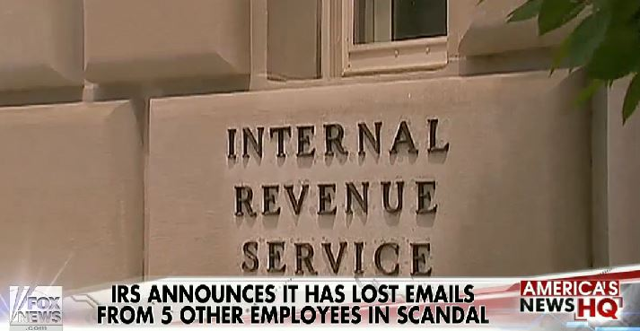 IRS_more lost emails