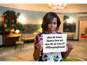 Michelle-Obama-Jeanne-Shaheen-IRS-targeting