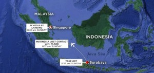 AirAsia missing plane