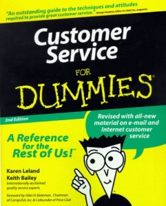 Customer Service for Dummies