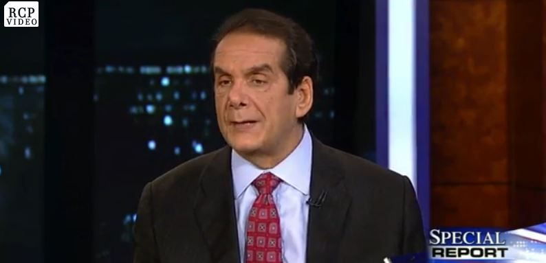Krauthammer_RCP_Obama French Terror