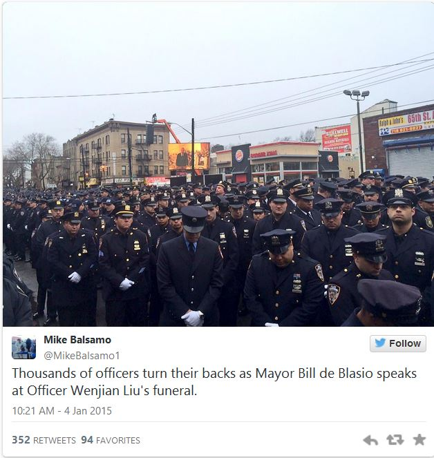 NYPD Funeral2_Backs Turned_tweet
