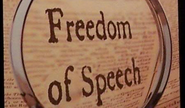 freedom of speech in cinema Digital commons @ georgia law llm theses and essays student works and organizations 8-2-2002 freedom of speech, cinema and censorship: a comparative analysis of issues of freedom of.