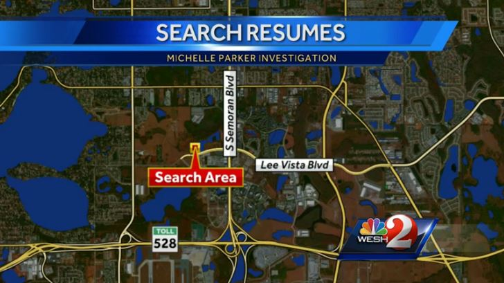 Michelle Parker_missing search
