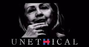Hillary Clinton unethical