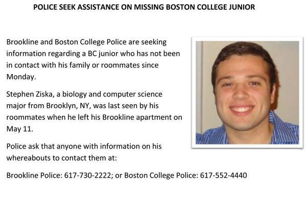 Stephen Ziska_missing