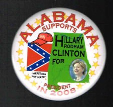 hillary Clinton alabama-pin