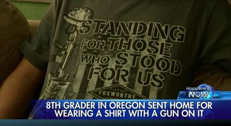 Student Suspended t-shirt