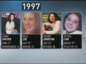 Victims linked to suspected serial killer William Reece