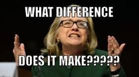Hillary Clinton_What Difference Does it make