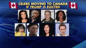 celebs moving to canada