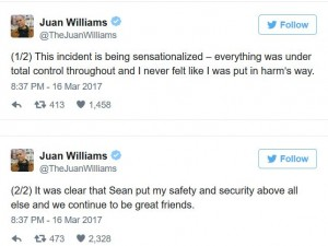 Juan Williams tweet hannity