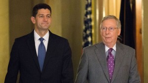 Paul Ryan, Mitch McConnell