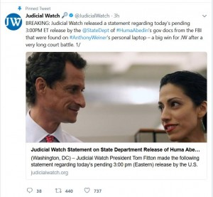 Weiner 5 classifed docs