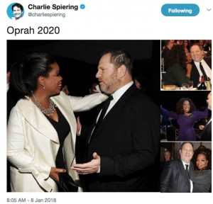 Tweet Oprah Weinstein